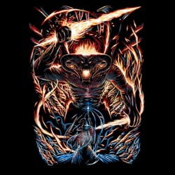 Camiseta Shadow Fire
