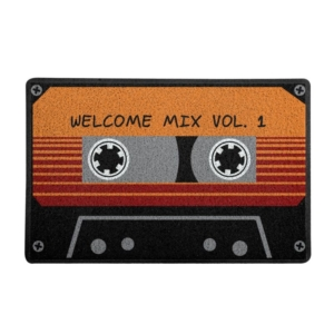 Capacho Criativo Fita - Welcome Mix