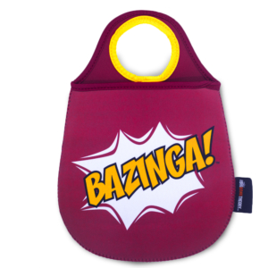 Lixeira para Carro Bazinga - The Big Bang Theory