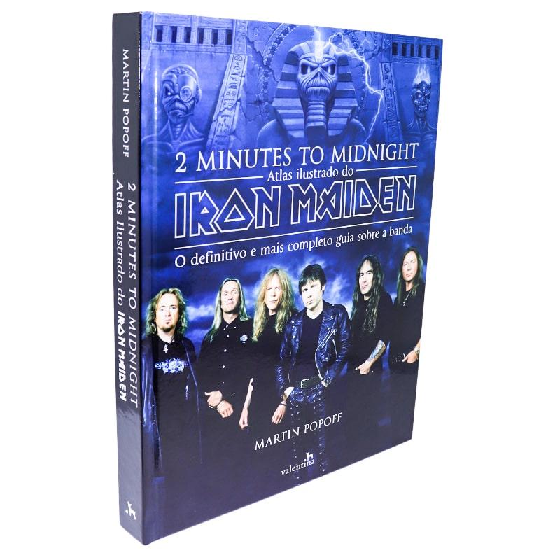 Atlas Ilustrado do Iron Maiden: 2 Minutes To Midnight