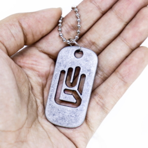 Dog Tag Bluehand Vazada
