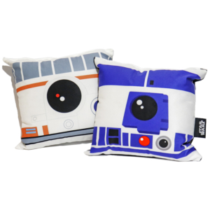 Kit Mini Almofadas Star Wars