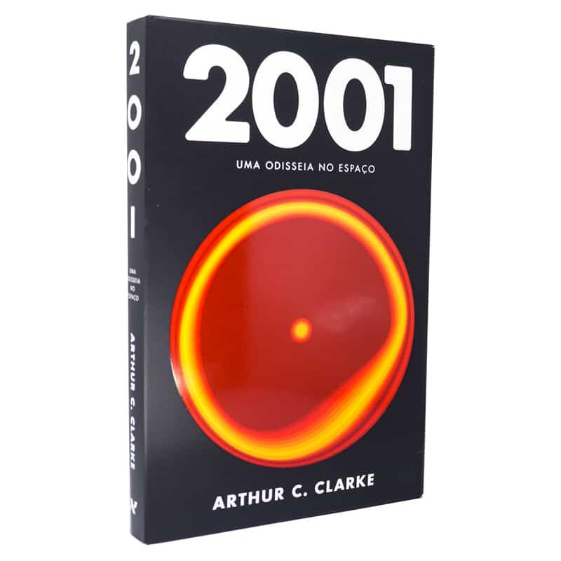 Livro 2001: Uma Odisséia no Espaço