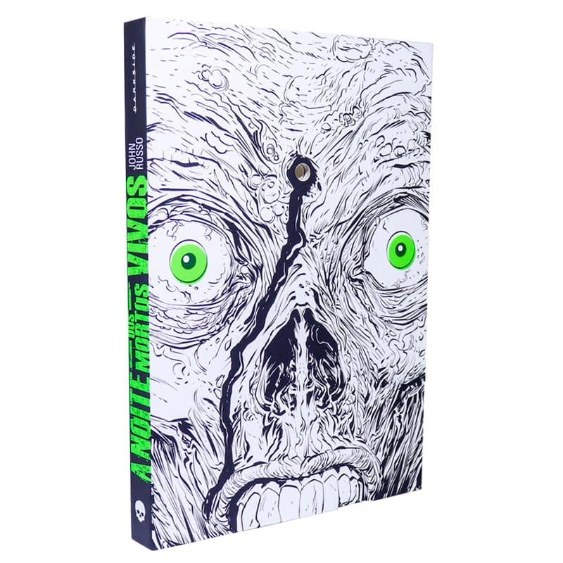 Livro A Noite dos Mortos Vivos – Edição Comemorativa de 50 Anos