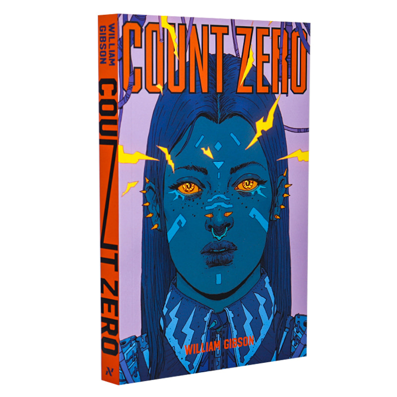 Livro Count Zero - Volume 2 - Trilogia do Sprawl - William Gibson