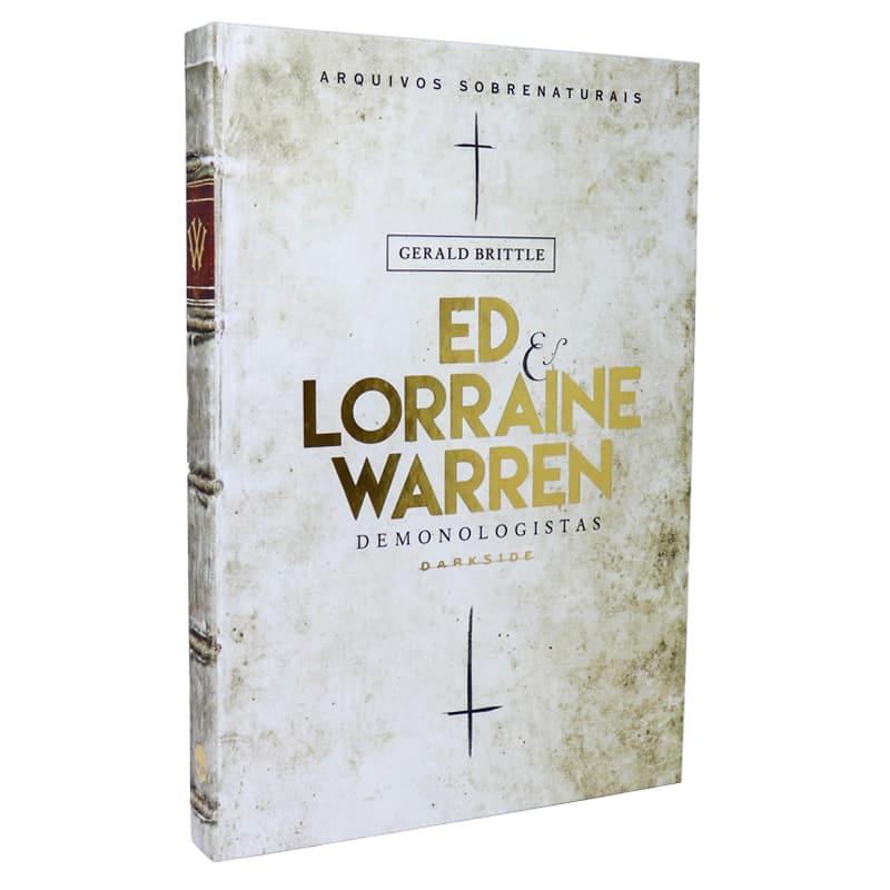 Livro Ed e Lorraine Warren: Demonologista