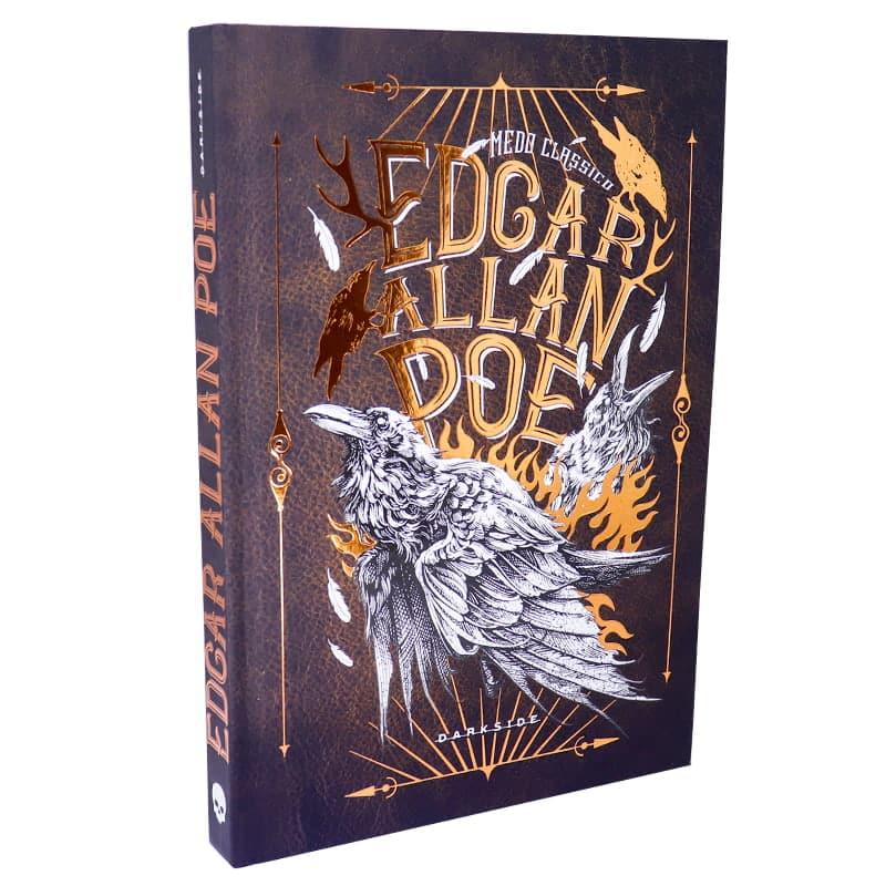 Livro Medo Clássico Edgar Allan Poe – Volume 2