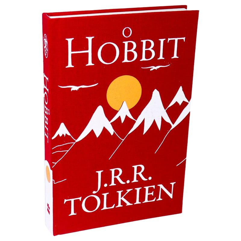O Hobbit: Livro Edição Exclusiva em Tecido com Sobrecapa