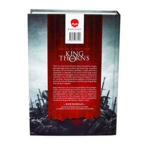 Livro King of Thorns - Deluxe Edition - Todos Clamam pelo Rei