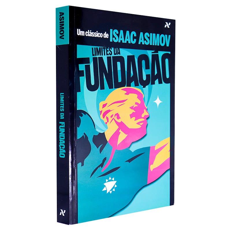 Livro Limites da Fundação - Isaac Asimov