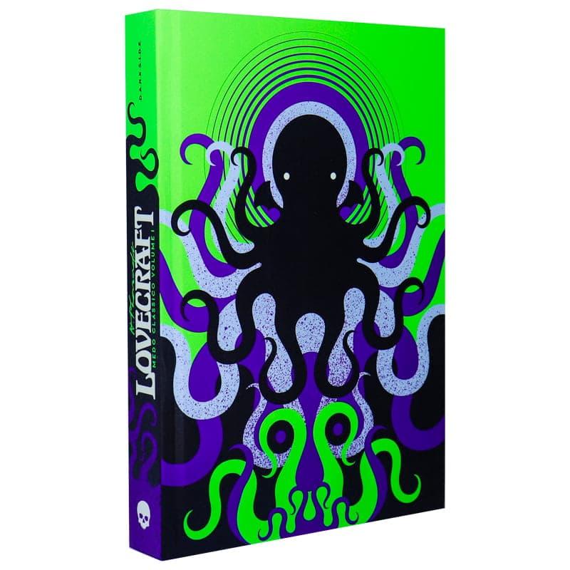 Livro Medo Clássico – Volume 1 – H.P Lovecraft – Cosmic Edition