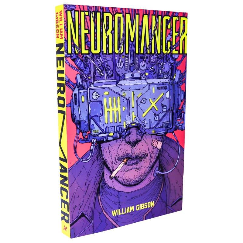 Livro Neuromancer – Volume 1 – Trilogia do Sprawl