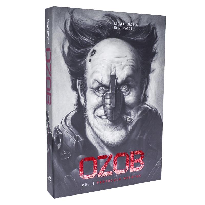 Livro Ozob Volume 1 – Protocolo Molotov