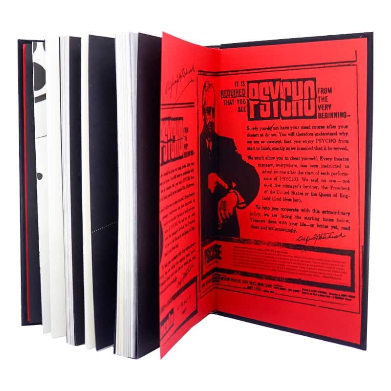 Livro Psicose - Limited Edition - Robert Bloch