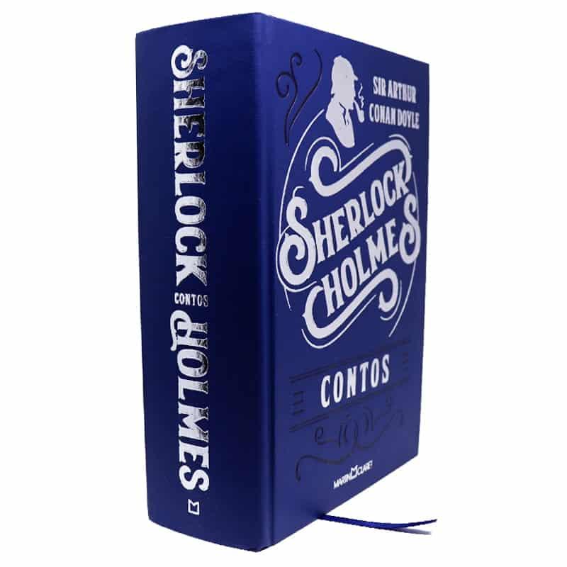 Livro Sherlock Holmes: Contos - Arthur Conan Doyle