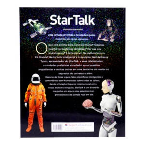 Livro Star Talk - Neil DeGrasse Tyson