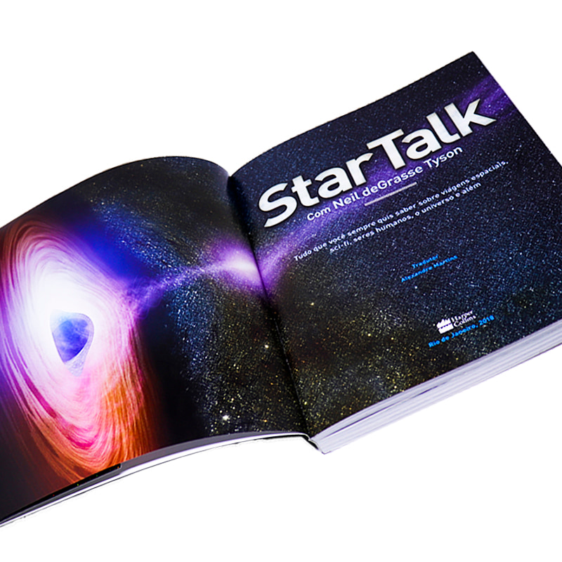 Livro Star Talk - Neil DeGrasse Tyson