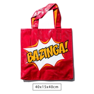 Sacola The Big Bang Theory - Bazinga