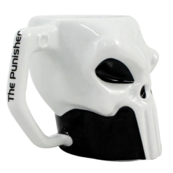 Caneca The Punisher Caveira 3D