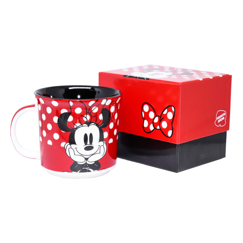 Caneca Minnie - Disney