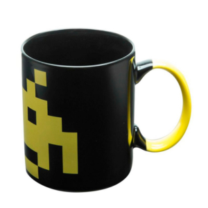 Caneca Space Invaders