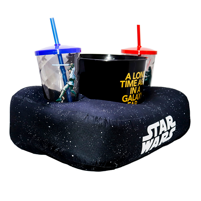 Kit Almofada Pipoca Star Wars Galáxia