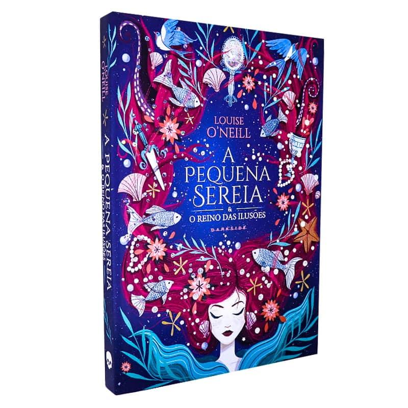 Livro A Pequena Sereia e o Reino das Ilusões