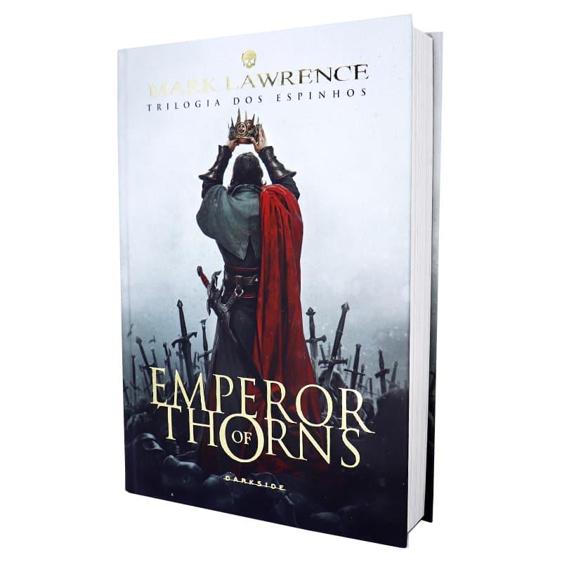 Livro Emperor of Thorns - Deluxe Edition