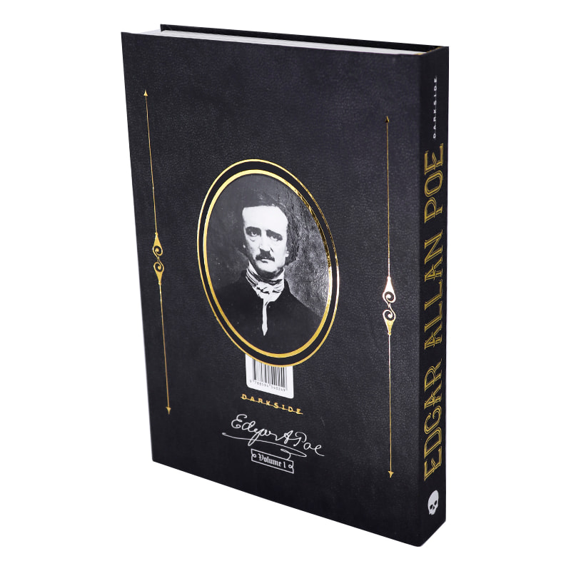 Livro Edgar Allan Poe: Medo Clássico - Vol. 1