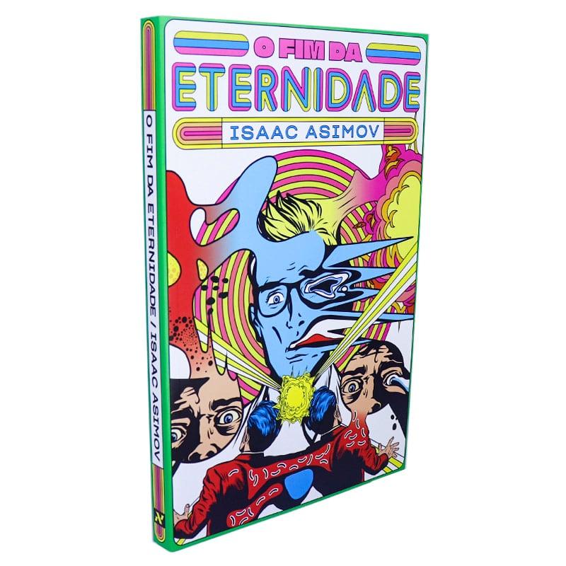 Livro O Fim da Eternidade - 2 Ed. - Isaac Asimov