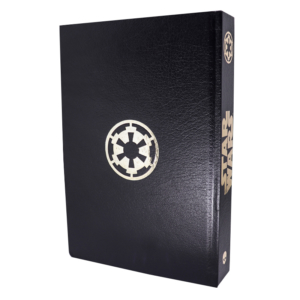 Livro Star Wars - Dark Edition