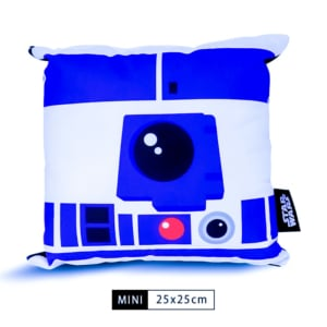 Mini Almofada R2D2 Star Wars