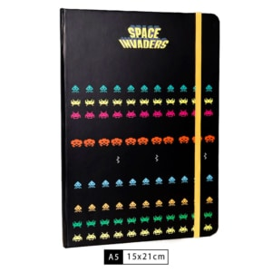 Caderneta Space Invaders Game