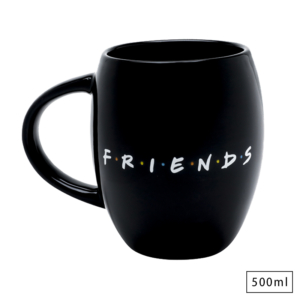 Caneca Bulging WB Friends Logo