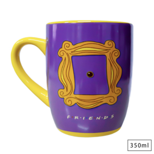 Caneca Elegant WB Friends Classic Door