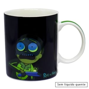Caneca Mágica Criativa Rick and Morty