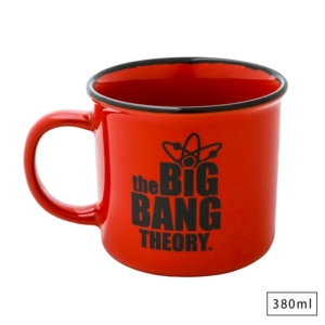Caneca WB The Big Bang Theory Logo