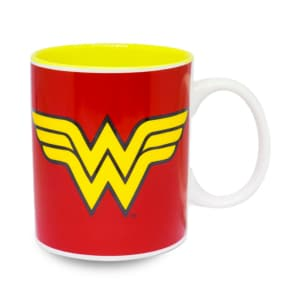 Caneca Logo Wonder Woman - DC Comics