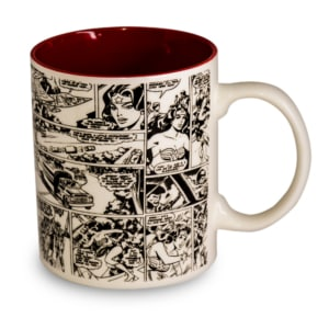 Caneca WB Wonder Woman Face - Dc Comics