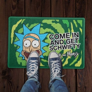Capacho Rick and Morty - Come In
