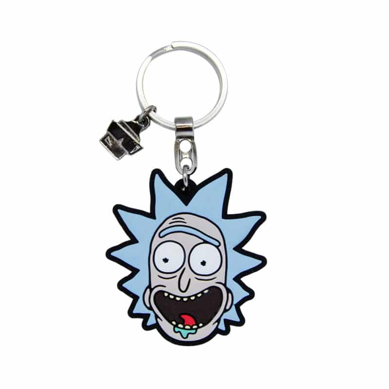 Combo Chaveiros Rick and Morty