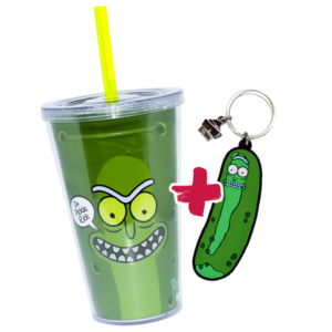Combo Pickle Rick