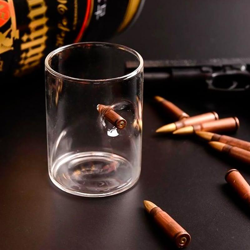 Copo de Whisky a Prova de Bala