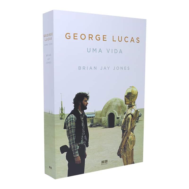 Livro George Lucas Uma Vida - Bryan Jay Jones
