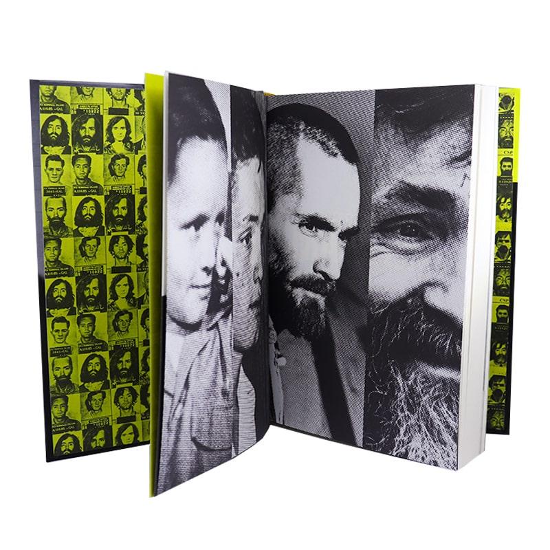 Livro Manson: A Biografia - Jeff Guinn