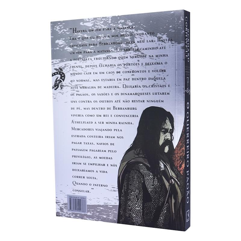 Livro O Guerreiro Pagão: Crônicas Saxônicas - Volume 7 - Bernard Cornwell