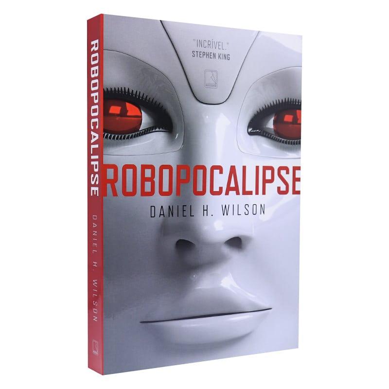 Livro Robopocalipse - Daniel H. Wilson