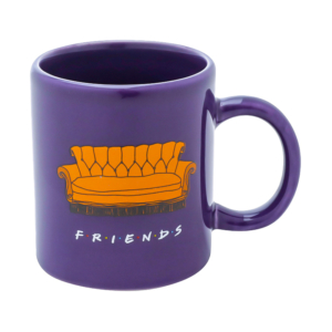 Mini Caneca WB Friends Central Perk