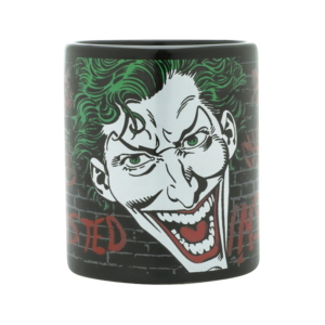 Mini Caneca WB Joker Mad - Dc Comics