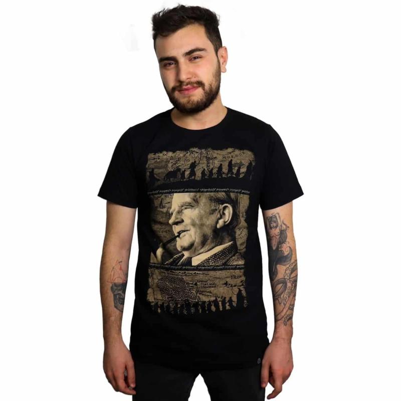 Camiseta Mestre da Terra Média